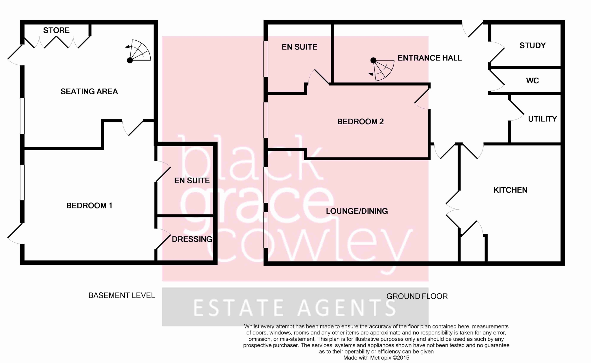 Apartment 7, Coutts House, Onchan Floorplan
