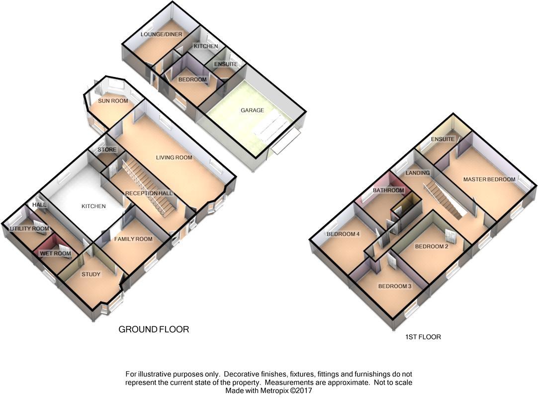 19 Farmhill Park, Douglas, Isle of Man Floorplan