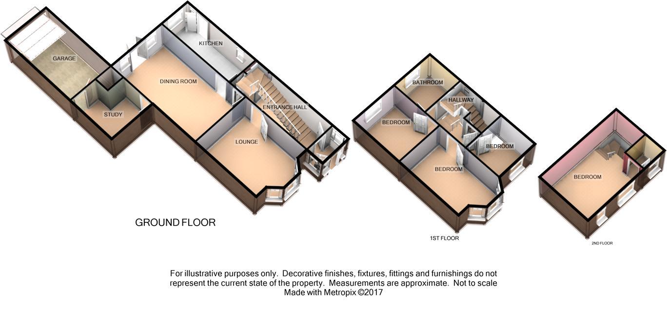 Sonnish Ny Marry, 7 Fistard Road, Port St Mary Floorplan