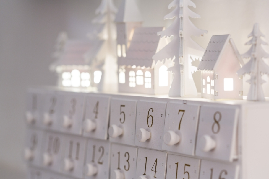 On the First Day of Christmas, My Estate Agent Said To Me…