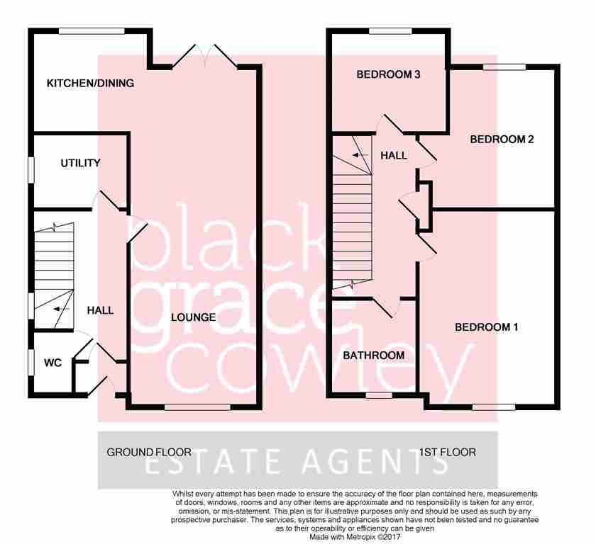 Plot 45, Grove Park, Ramsey Floorplan