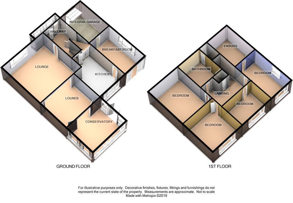 7 Creggan Mooar, Port St Mary Floorplan