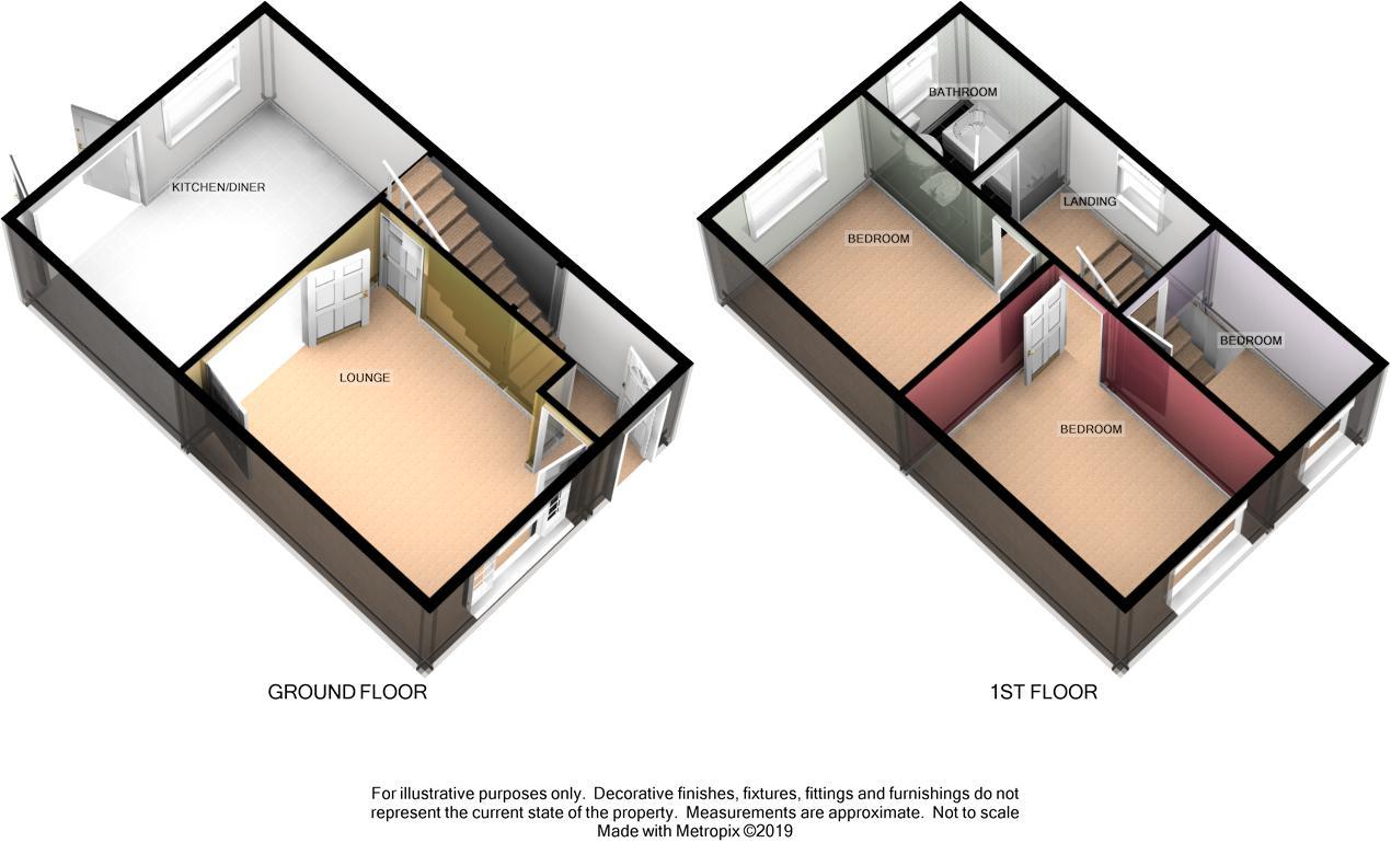 19 Heather Lane, Douglas Floorplan