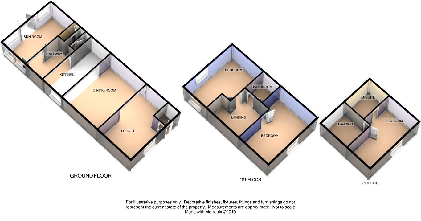 29A Malew Street, Castletown Floorplan