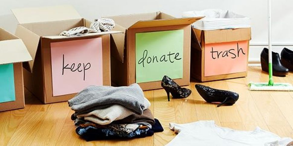 The Importance of De-cluttering!