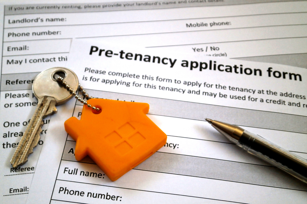 Keep Your Tenant – Part 1.