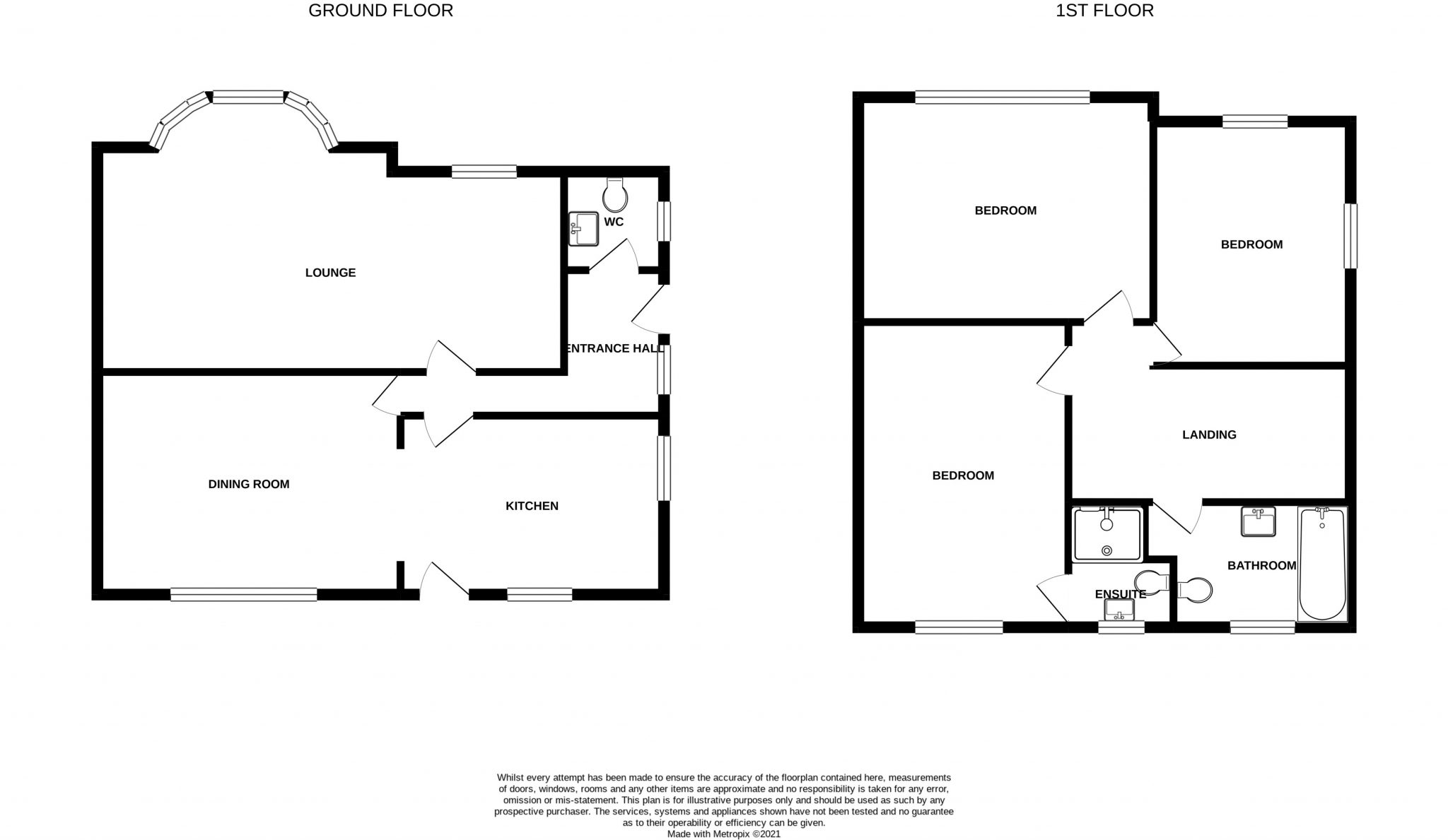 1 Thornton Avenue, Douglas Floorplan