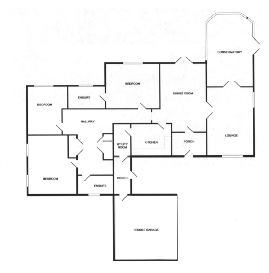 Garey Ford, The Garey, Lezayre, Ramsey Floorplan