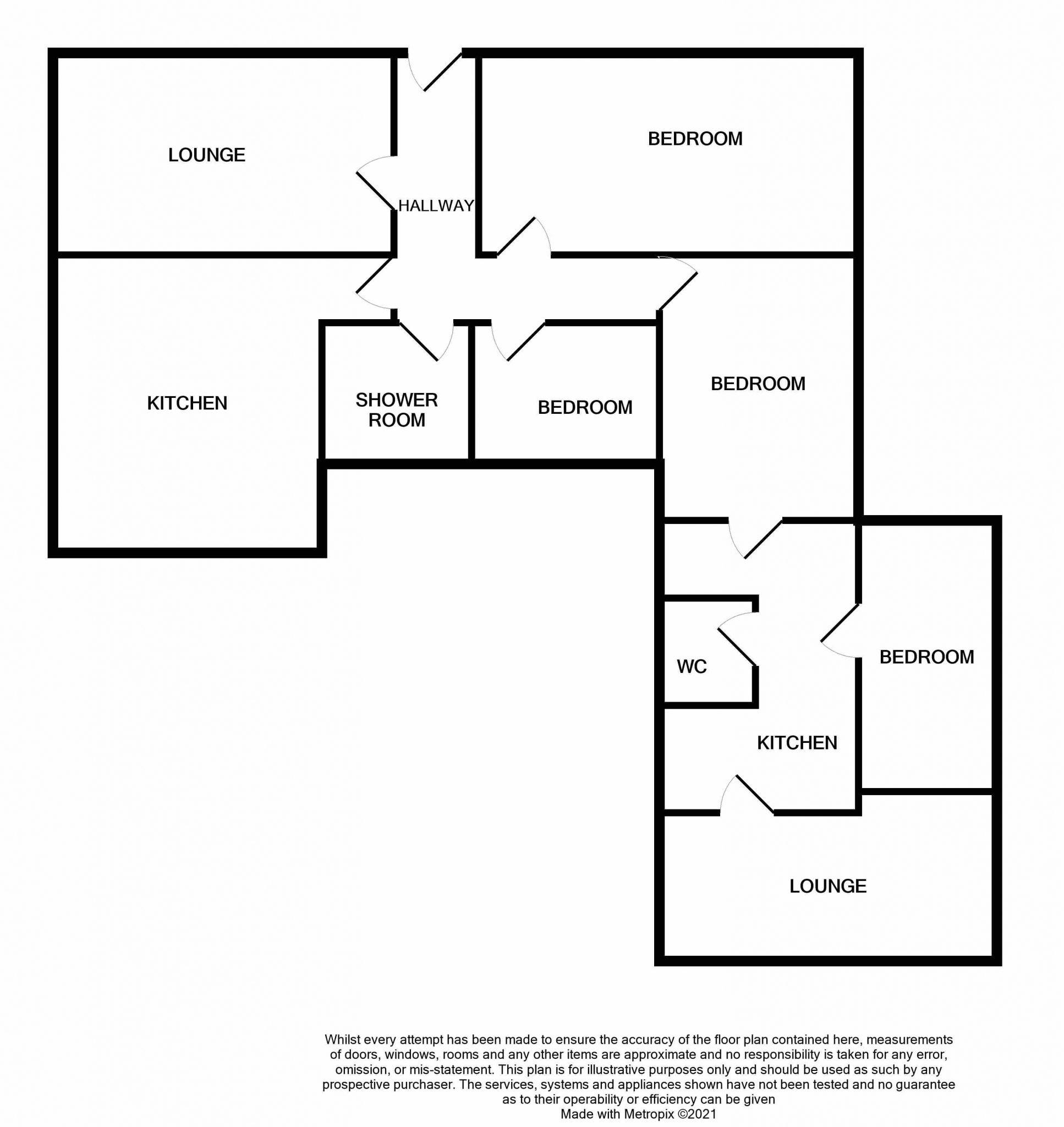 5 Laureston Close, Douglas Floorplan